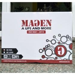Lưu điện cửa cuốn Magen GE900