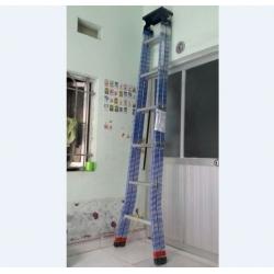 Thang nhôm tĩnh điện chữ A cao 2,5 m